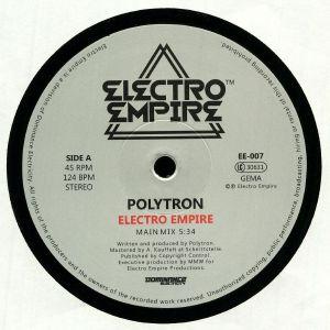 POLYTRON/TWO WITCHES - Electro Empire
