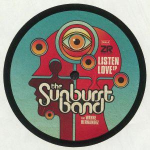 The Sunburst Band - Listen Love (Dave Lee & Louie Vega mixes)
