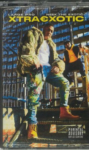 NEEK THE EXOTIC feat LARGE PRO - Xtraexotic