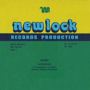 KASH - Supercool/Percussion Sundance (reissue)