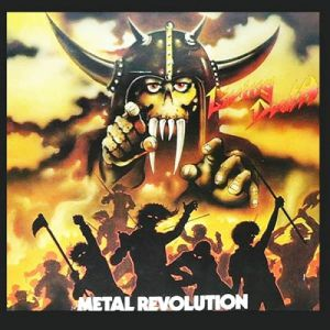 LIVING DEATH - Metal Revolution (reissue)