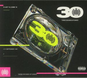 VARIOUS - 30 Years: Three Decades Of Dance