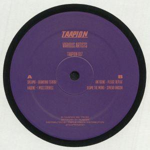 SHLOMO/HADONE/ANTIGONE/BLAME THE MONO - Taapion 017