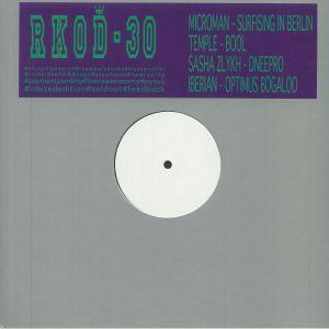 MICROMAN/TEMPLE/SASHA ZLYKH/IBERIAN - RKOD 30
