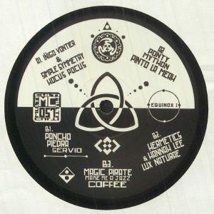 Inigo Vontier / Simple Symmetry / Ponty Mython / Pancho Piedra / Hermetics / Hannah Lee / Magic Pirate - Multi Culti Solstice I