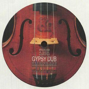 WEEDING DUB/RAS DIVARIUS - Gipsy Dub