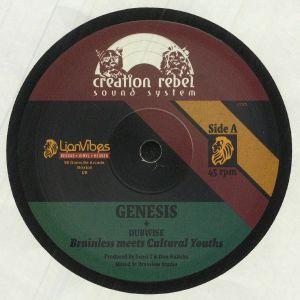 Brainless / Cultural Youths - Genesis