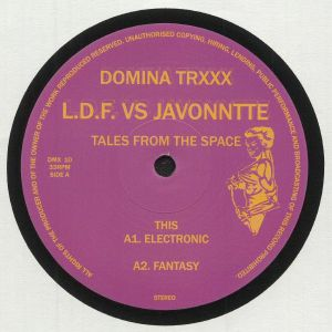 LDF vs JAVONNTTE - Tales From The Space