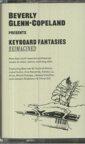 GLENN COPELAND, Beverly - Keyboard Fantasies Reimagined