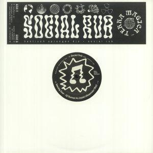 HEKTISCHE SPRENGEN DJ'S - Social Rub EP