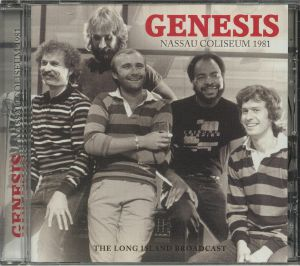 GENESIS - Nassau Coliseum 1981: The Long Island Broadcast
