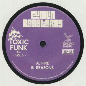 Funkin' Basstards - Toxic Funk Vol 6