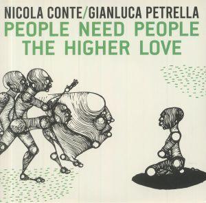 CONTE, Nicola/GIANLUCA PETRELLA - People Need People