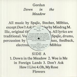 GORDAN - Down In The Meadow