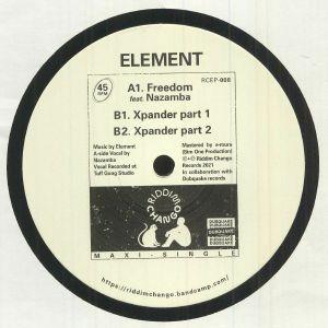 Element / Nazamba - Freedom