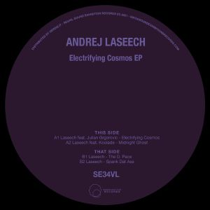 LASEECH, Andrej - Electrifying Cosmos