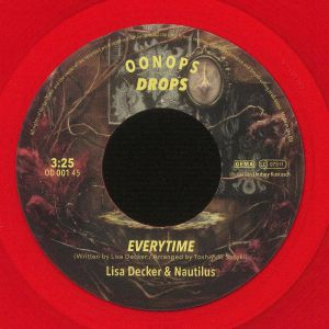 DECKER, Lisa/NAUTILUS feat JOHN ROBINSON - Everytime