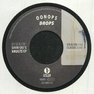 Shin Ski - Diggin' Shin Ski's Vaults EP