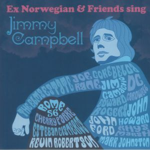 EX NORWEGIAN/VARIOUS - Ex Norwegian & Friends Sing Jimmy Campbell