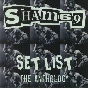 Sham 69 - Set List: The Anthology