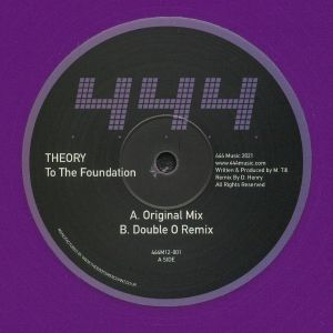 Theory - To The Foundation