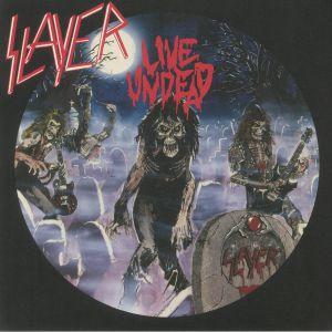 SLAYER - Live Undead (reissue)
