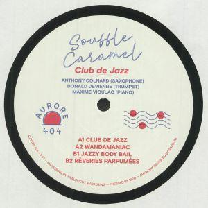 Souffle Caramel - Club De Jazz
