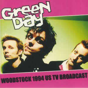 Green Day - Woodstock 1994 US TV Broadcast