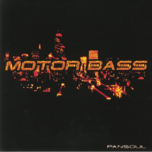 Motorbass - Pansoul (25th Anniversary Edition)