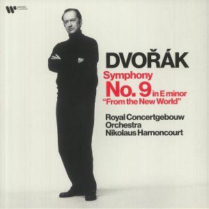 Nikolaus Harnoncourt / Royal Concertgebouw Orchestra - Dvorak: Symphony No 9 From The New World