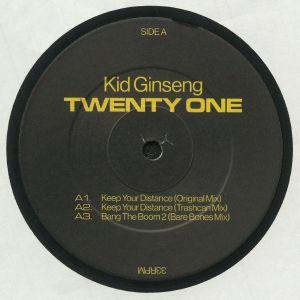 KID GINSENG - Twenty One