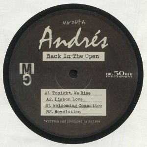 Andres - Back In The Open EP