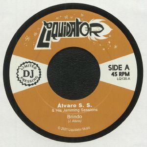 Ss Alvaro & His Jamming Sessions - Brindo