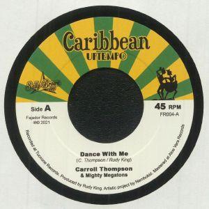 Carroll Thompson / Gladdy Wax - Dance With Me