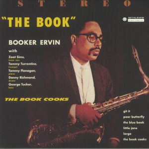 Booker Ervin - The Book Cooks