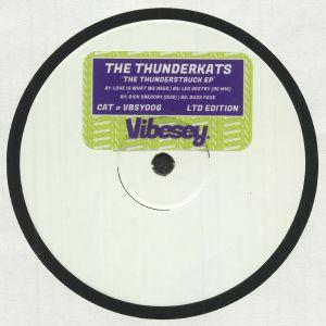 The Thunderkats - The Thunderstruck EP
