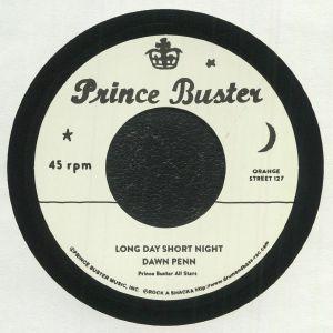 Dawn Penn / Prince Buster - Long Day Short Night