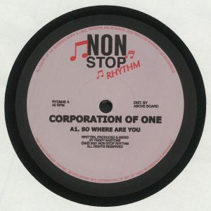 Corporation Of One - So Where Are You