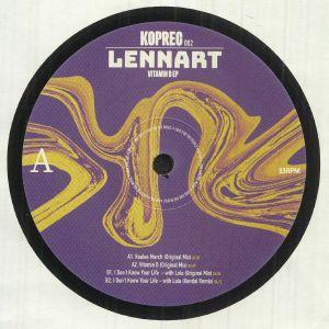 Lennart - Vitamin D EP