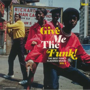 Various - Give Me The Funk!: The Best Funky Flavoured Music Vol 1