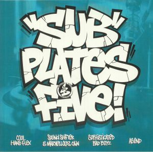 Cool Hand Flex / Sound Shifter / Dj Phantasy / Marvellous Cain - Sub Plates Five