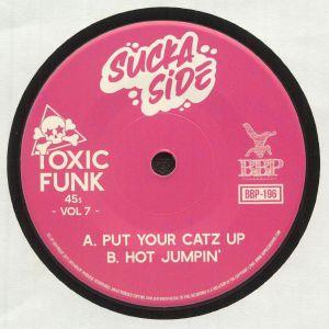 Suckaside - Toxic Funk Vol 7
