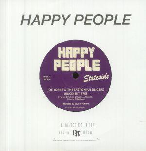 Joe Yorke & The Eastonian Singers - Judgemnent Tree /Eeyun Purkins - Drayman's Special