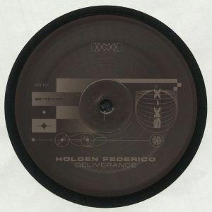Holden Federico - Deliverance EP