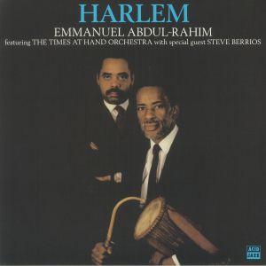 Emmanuel Abdul Rahim - Harlem