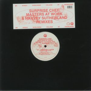 Surprise Chef - Maw & Harvery Sutherland Remixes