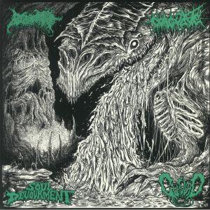 Blood Spore / Coagulate / Soul Devourment / Gutvoid - 4 Dimensions Of Auditory Terror