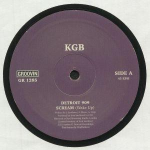 Kgb - Detroit 909: Original 1991 Versions & Unreleased Remix