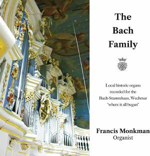 Francis Monkman - The Bach Family
