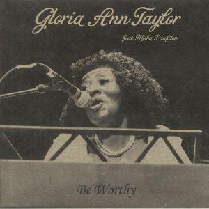 Glora Ann Taylor - Be Worthy